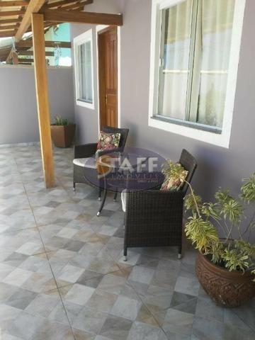 OLV-Casa com 2 dormitórios à venda, 60 m² por R$ 150.000 - Unamar - Cabo Frio/RJ CA1348 - Foto 3
