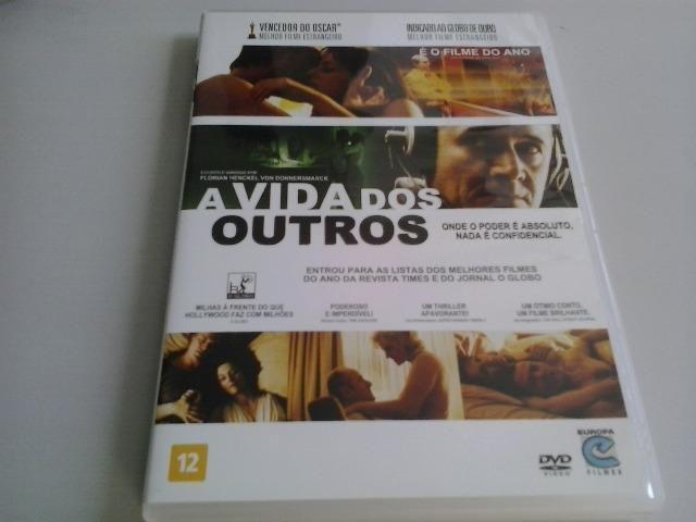 DVD A vida dos outros
