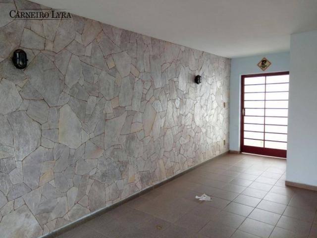 Casa com 3 dormitórios à venda, 330 m² por r$ 370.000,00 - vila sampaio bueno - jaú/sp - Foto 5