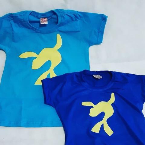 Camiseta, caneca, quebra cabeças, presentes baratinhos para o dia das crianças