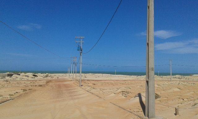 Lote em Canoa Quebrada, com 429 m², documentação perfeita (Registrado). Vista Mar! - Foto 4