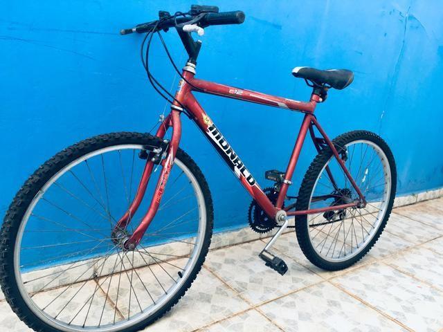 Bicicleta Mónaco aro 26