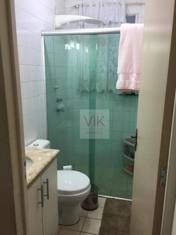 Apartamento com 3 dormitórios à venda, 65 m² por r$ 259.990,00 - jardim pacaembu - valinho - Foto 7