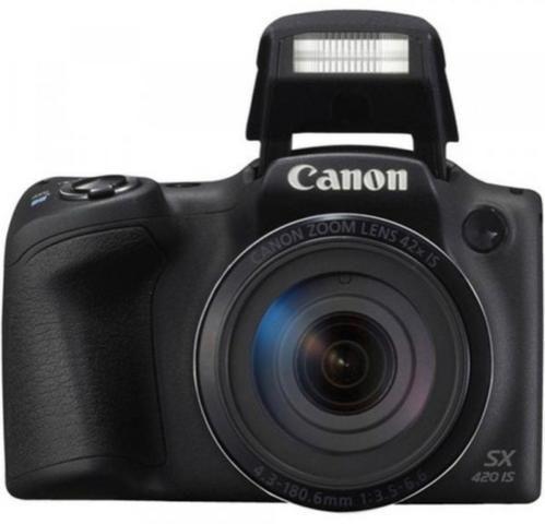 Câmera Cânon PowertShot SX420 IS - preta