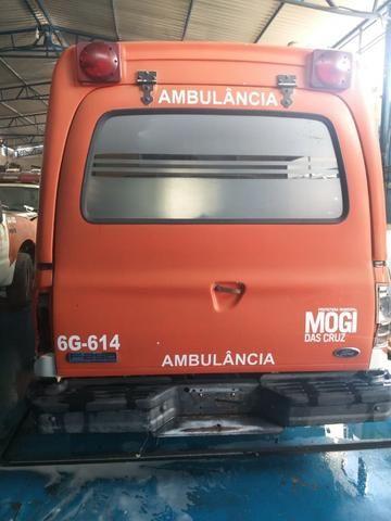 04 F250 4x2 Diesel - Sucata S/ Documento - Retirada De Peças - Foto 4