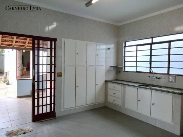 Casa com 3 dormitórios à venda, 330 m² por r$ 370.000,00 - vila sampaio bueno - jaú/sp - Foto 16