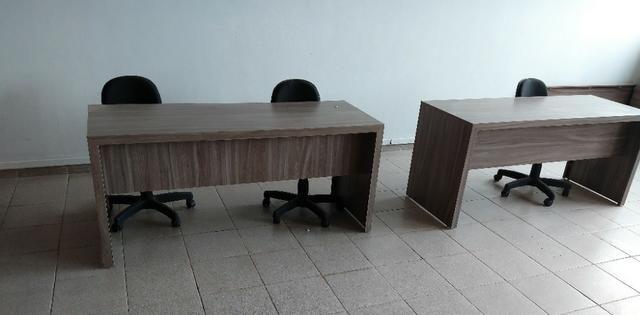 Escritório / Sala Comercial Mobiliada com 100m2 ideal para cowork - Foto 8