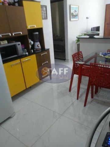 OLV-Casa com 2 dormitórios à venda, 60 m² por R$ 150.000 - Unamar - Cabo Frio/RJ CA1348 - Foto 10
