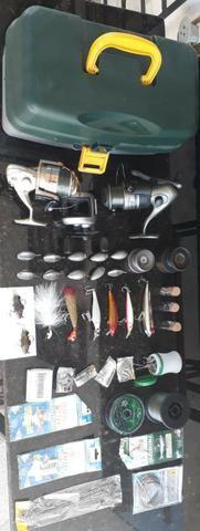 Kit Completo Pesca - Foto 2