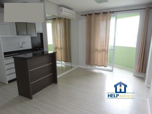 Apartamento à venda com 2 dormitórios em Jardim cidade de florianópolis, São josé cod:979 - Foto 2