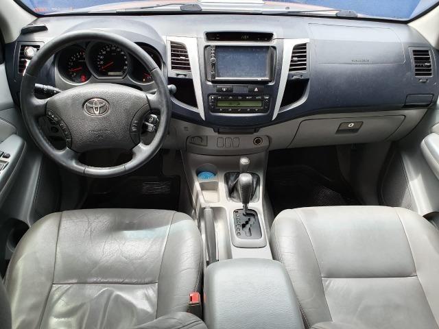 Hilux 2009 3.0 SRV Diesel Venha Conferir - Foto 7