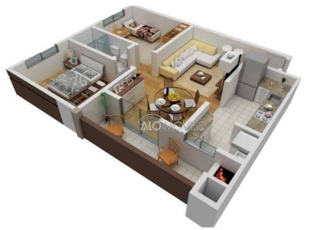Apartamentos bellas artes - Foto 12