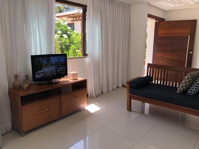Casa de 4/4 com Piscina privativa em Praia do Forte - Foto 5