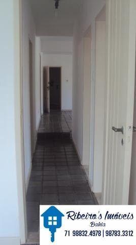 Apartamento 3/4, suite e varanda vista mar, Costa Azul - Foto 13