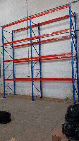 Mezanino / porta pallet / gondolas - Foto 4