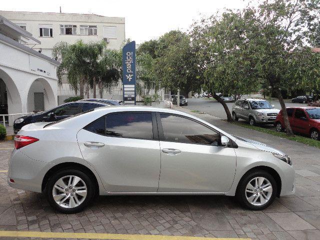 Toyota Corolla Upper 2017 Como Novo - Foto 5