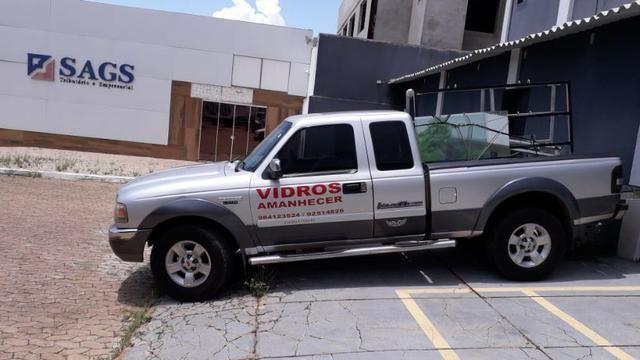 Ranger estendida diesel