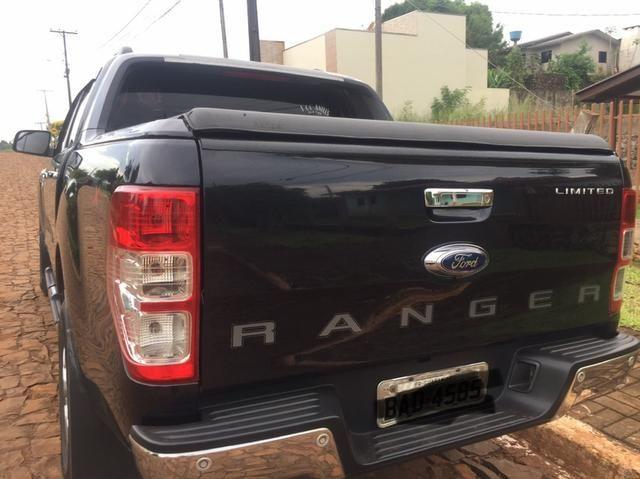 Ranger limited 2013 90.000 ou troco por ranger limited 2017 - Foto 2
