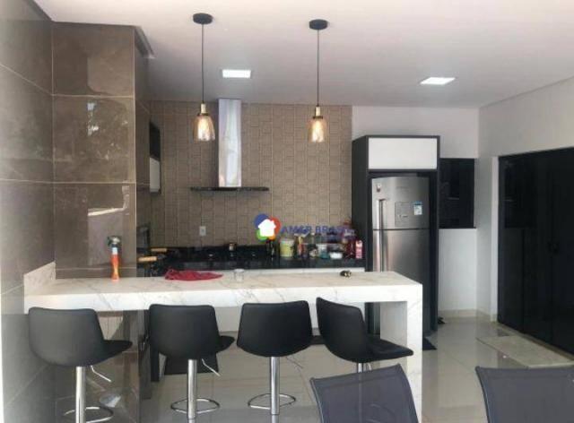 Sobrado com 3 dormitórios à venda, 220 m² por R$ 850.000,00 - Residencial Vale Verde - Sen - Foto 2