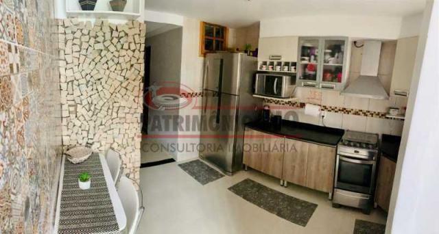 Casa de vila à venda com 3 dormitórios em Olaria, Rio de janeiro cod:PACV30037 - Foto 10