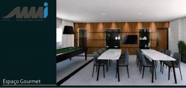 Premier residence apartamento frente mar com 03 suítes 123m em navegantes - Foto 9