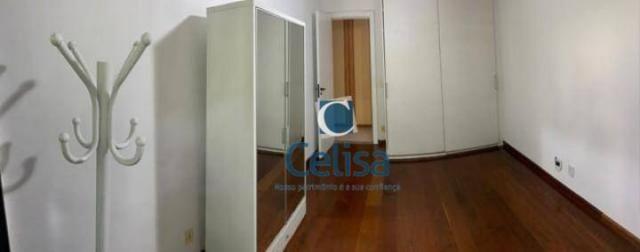 Apartamento com 4 dormitórios para alugar, 170 m² por R$ 5.000/mês - Tijuca - Rio de Janei - Foto 4