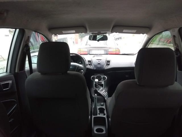 Ford Fiesta Hatch 1.5L SE Prata 2014/2014 ( 5P 111cv ) - Foto 9