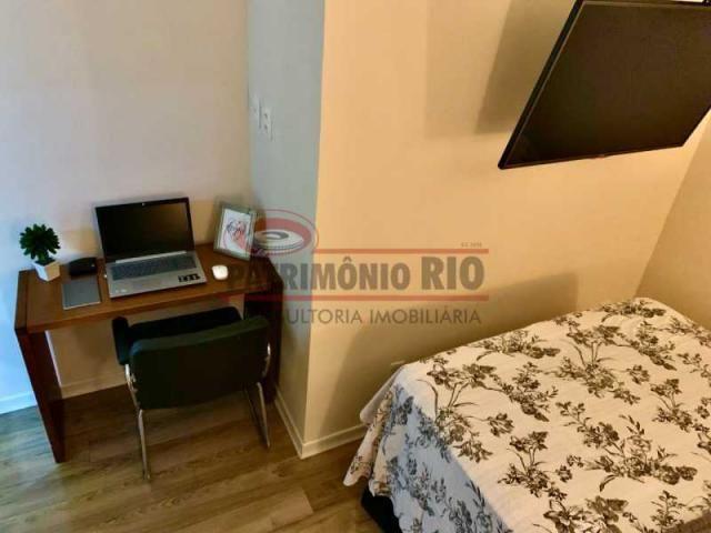 Casa de vila à venda com 3 dormitórios em Olaria, Rio de janeiro cod:PACV30037 - Foto 12