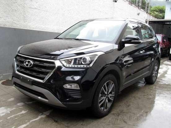 """Hyundai Creta Prestige 2019 (2.0 16V Flex) """"Top de linha"""" e super econômico"""