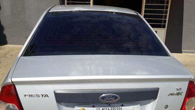 Fiesta Sedan 2007 - Foto 6