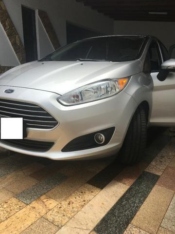 New Fiesta Sedan - 2015 - 1.6 - Único Dono - Novo