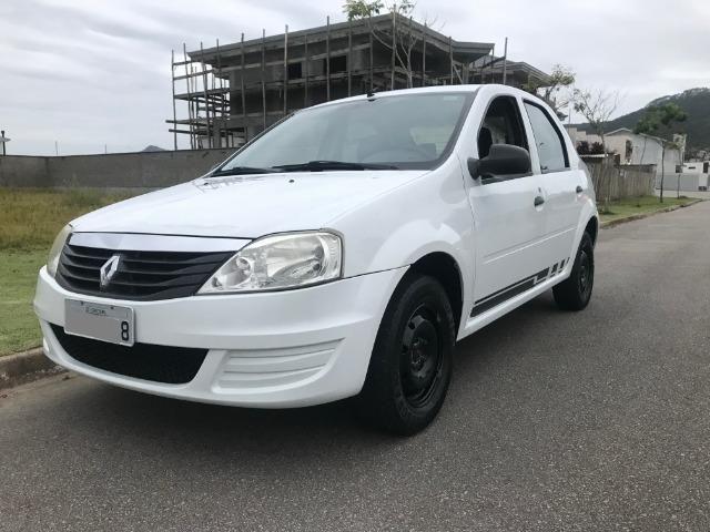 Renault Logan Authentique para repasse. Em bom estado de conservação! - Foto 4
