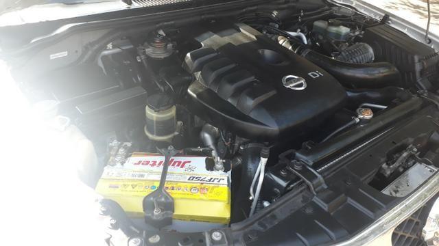 Frontier 4x4 2.5 turbo 2011 - Foto 10