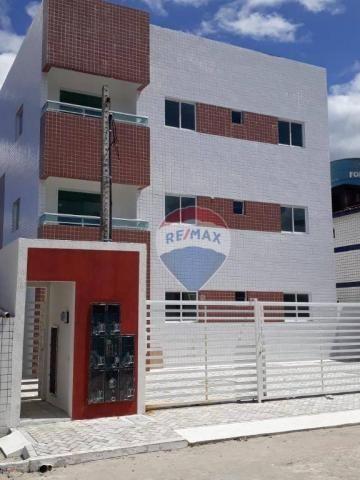 Apartamento à venda, 60 m² por R$ 130.000 - Portal Do Paraiso - Santa Rita/Paraíba