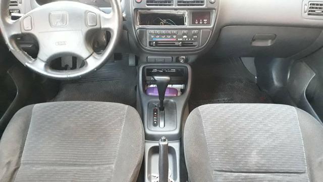 Honda Civic LX 1.6 16v AT nacional - Foto 10