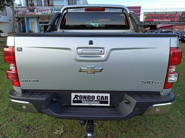 S10 ltz 2.8 4x4 diesel - Foto 9