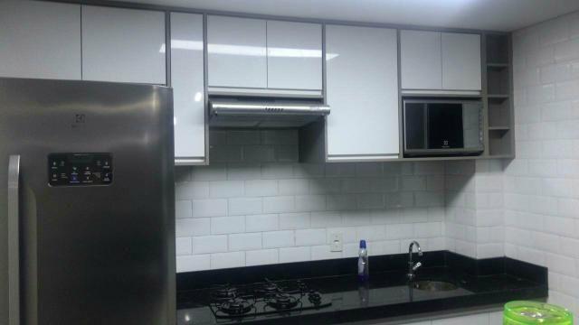 Cozinha planejada cores auto brilho faço tudo no MDF