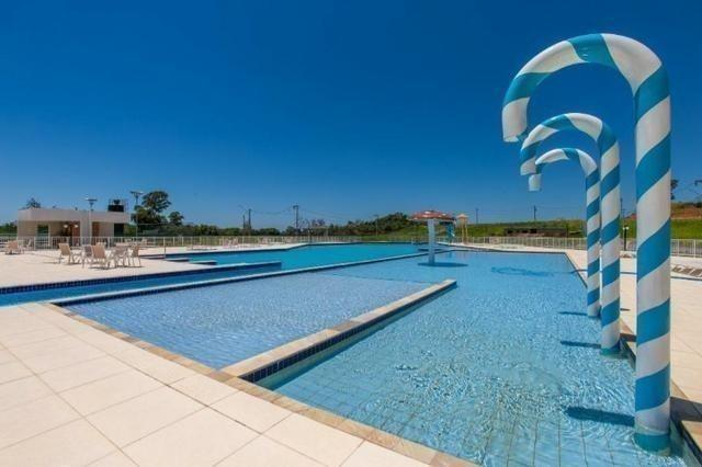 Venha construir a casa seu sonho em verdadeiro Resort de morar agende visita - Foto 11