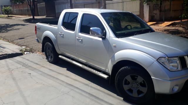 Frontier 4x4 2.5 turbo 2011