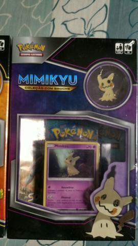 Pokémon estampas ilustradas coleção broche - Foto 5