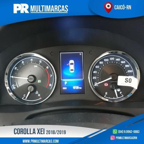 Corolla XEI 2.0 AT 2019 TOP!!! - Foto 5