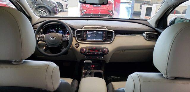 KIA Sorento EX 3.5 V6 AWD Automática 7 Lugares Modelo 2020 - 0KM  - Foto 9