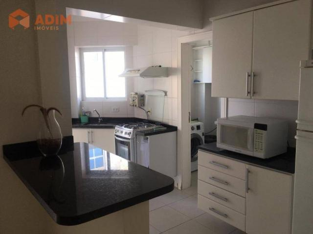 Apartamento com 3 dormitórios para alugar, 97 m² por R$ 3.228/mês - Pioneiros - Balneário  - Foto 9