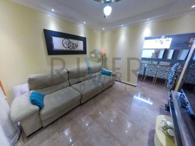 Aceita permuta. Casa térrea em Ferraz de Vasconcelos; 3 quartos (1 suíte); 3 vagas. - Foto 6