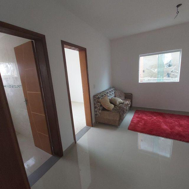_/ Apartamento de 02 quartos,  sacada , vaga coberta . Fazendinha  - Foto 6
