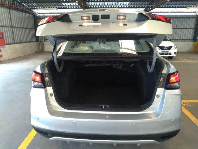 Novo Nissan Versa Exclusive CVT 2021 - Foto 7