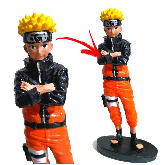 Oferta Boneco Naruto Uzumaki Action Figure Barato Coleção