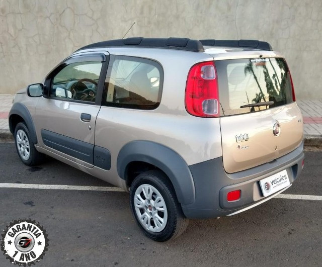 Fiat/ Uno Evo Way flex 2p - Foto 6
