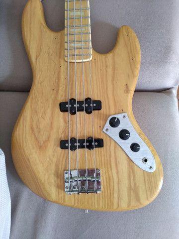 Baixo SX jazz bass 4 cordas  - Foto 3