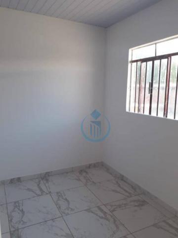 Lote com 4 quitinetes em fase de construção, com 1 dormitório cada à venda, por R$ 535.000 - Foto 4
